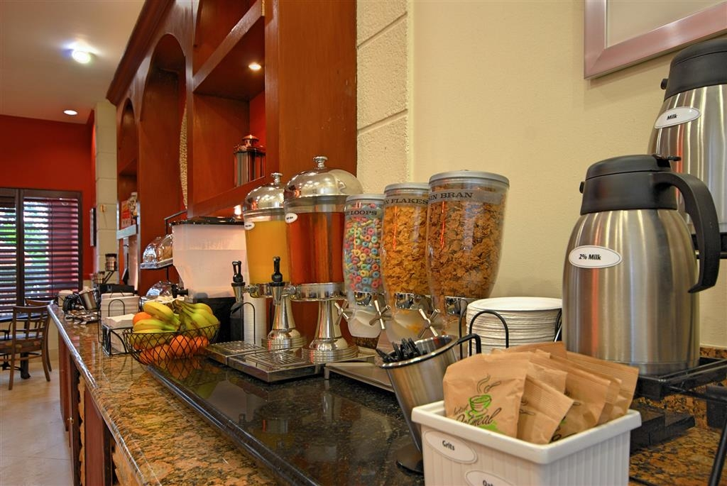 Best Western Plus Palm Beach Gardens Hotel & Suites and Conference Ct - Restaurante/Comedor