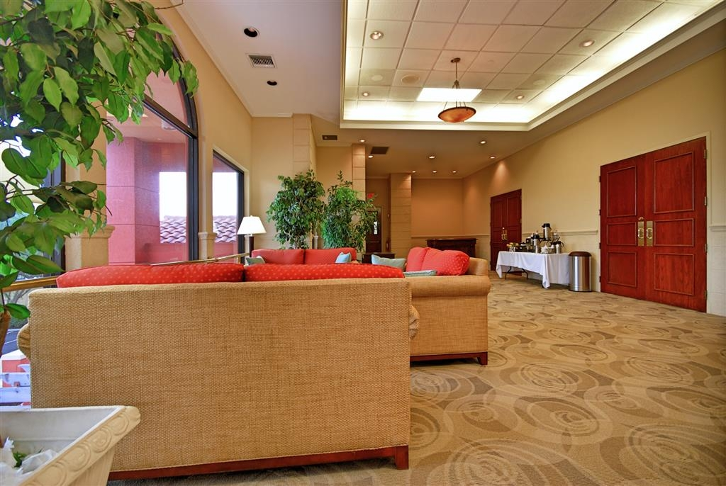 Best Western Plus Palm Beach Gardens Hotel & Suites and Conference Ct - Sala de recepción