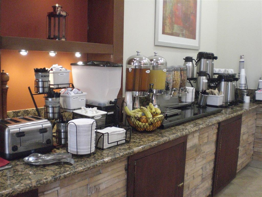 Best Western Plus Palm Beach Gardens Hotel & Suites and Conference Ct - Desayuno Buffet