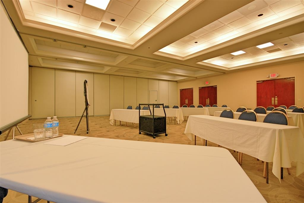 Best Western Plus Palm Beach Gardens Hotel & Suites and Conference Ct - sala de conferencias