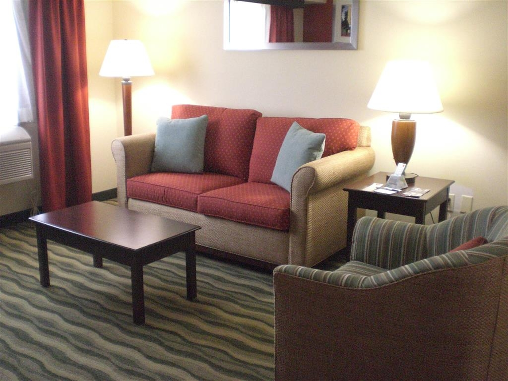 Best Western Plus Palm Beach Gardens Hotel & Suites and Conference Ct - Suite de dos habitaciones