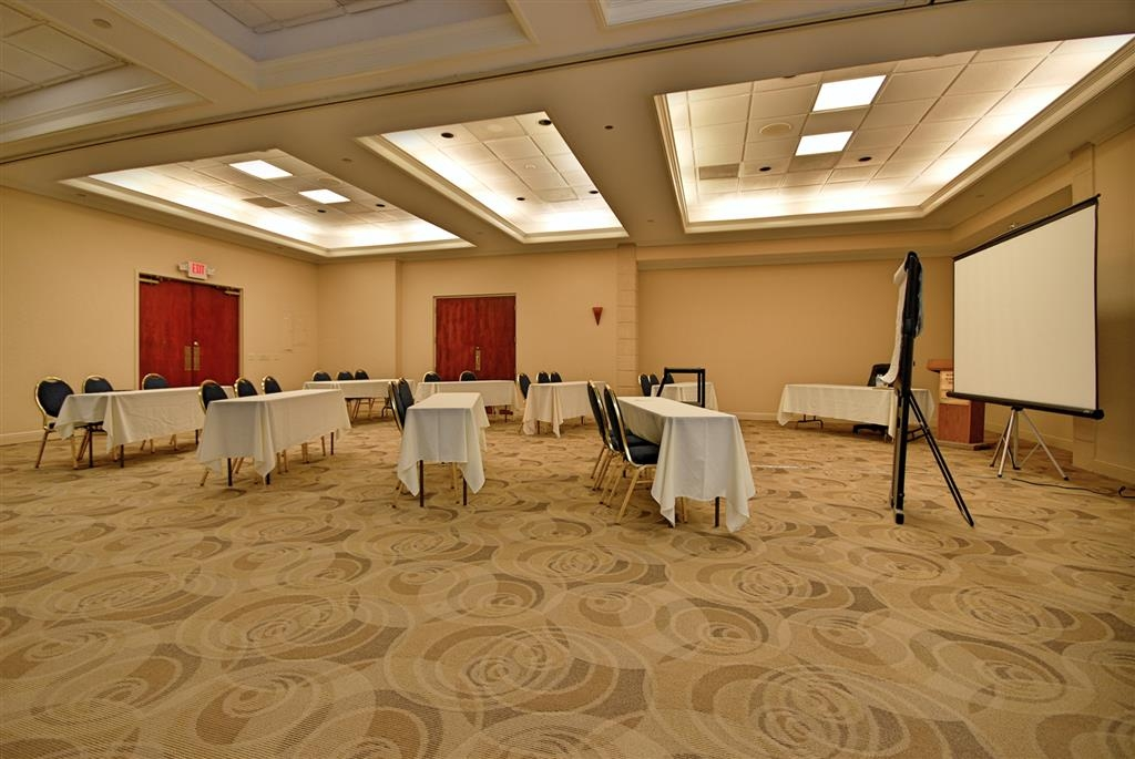 Best Western Plus Palm Beach Gardens Hotel & Suites and Conference Ct - salón de baile