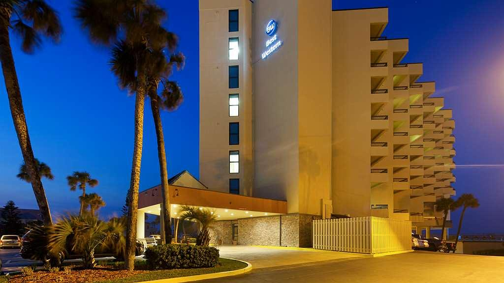 Best Western New Smyrna Beach Hotel & Suites - Vista Exterior