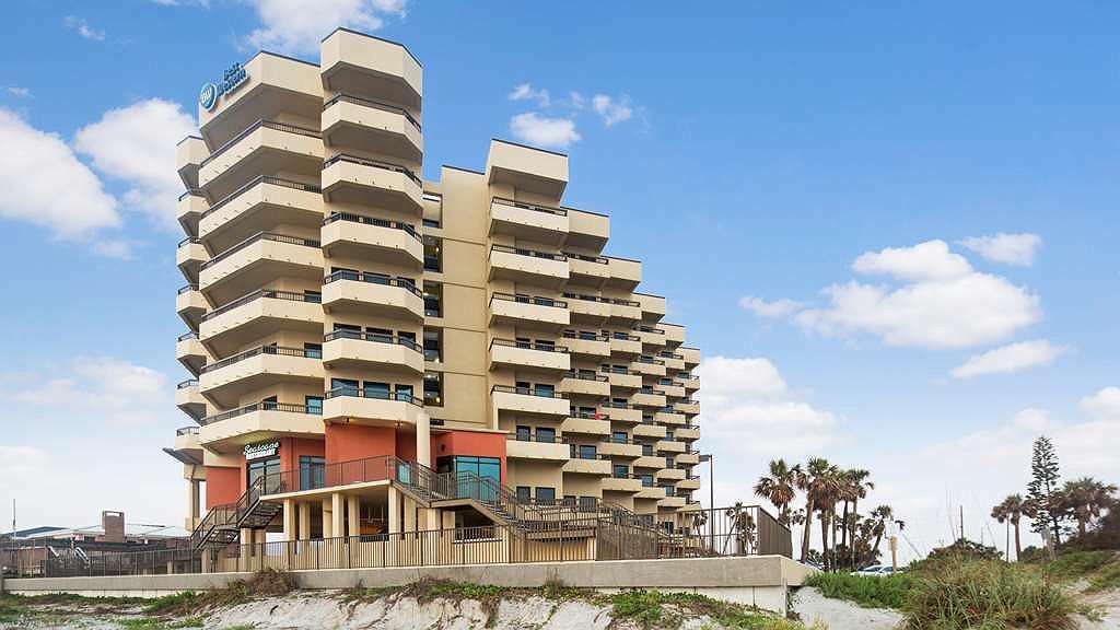Best Western New Smyrna Beach Hotel & Suites - Aussenansicht