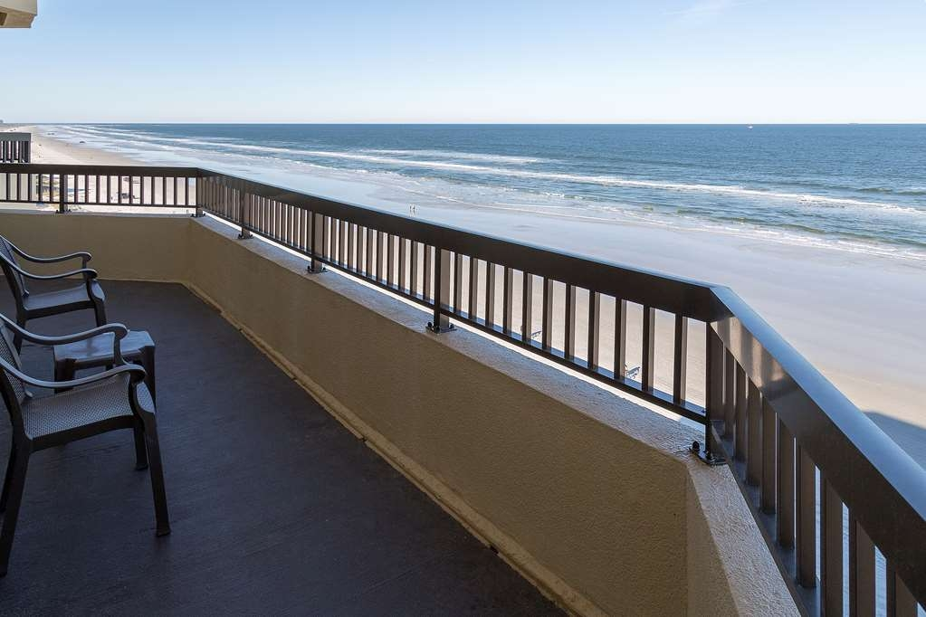 Best Western New Smyrna Beach Hotel & Suites - balkon