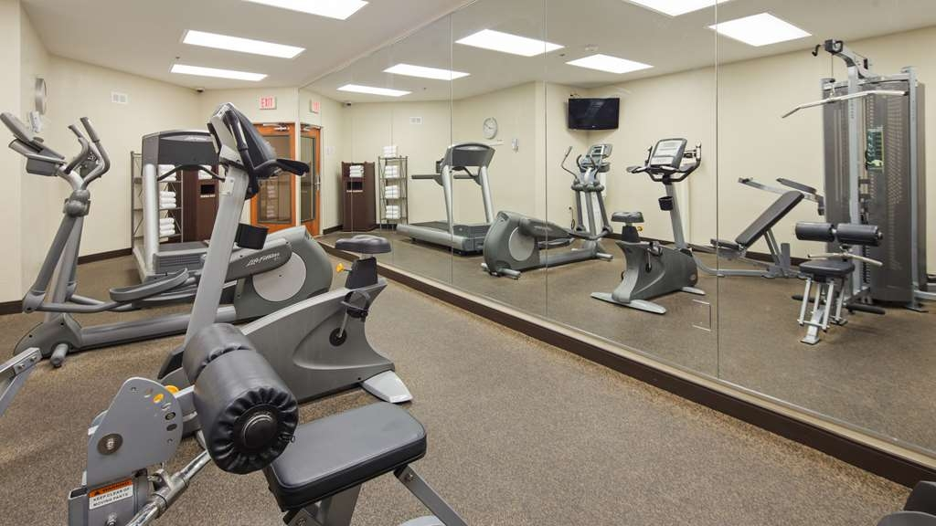 Best Western New Smyrna Beach Hotel & Suites - Fitnessstudio