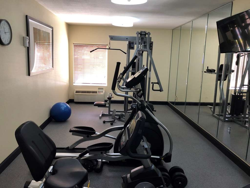 Best Western Plus Bradenton Hotel & Suites - exercise chambre