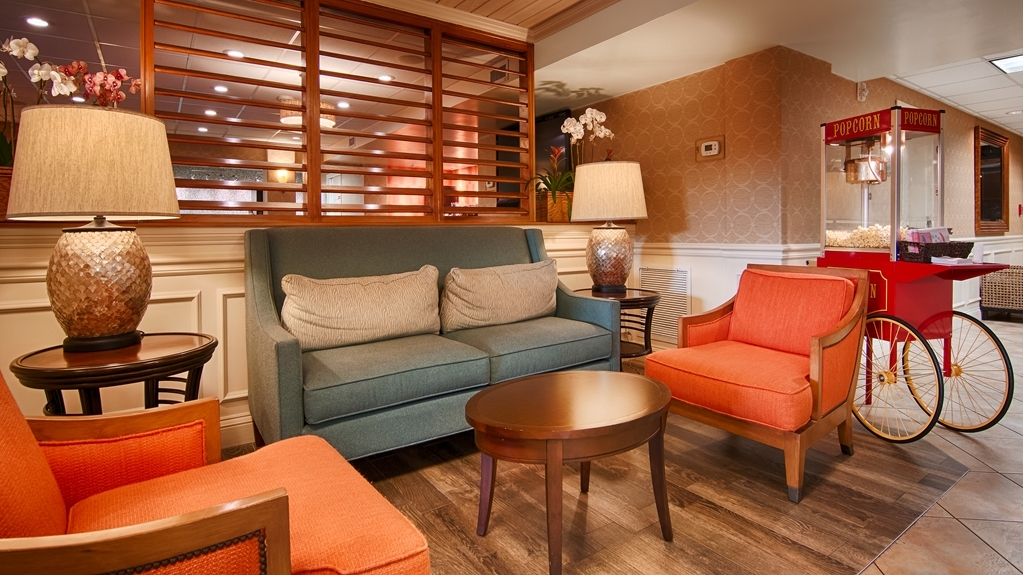 Best Western Plus Siesta Key Gateway - Hall