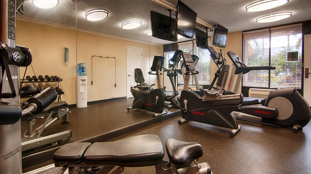 Best Western Plus Siesta Key Gateway - Sala fitness
