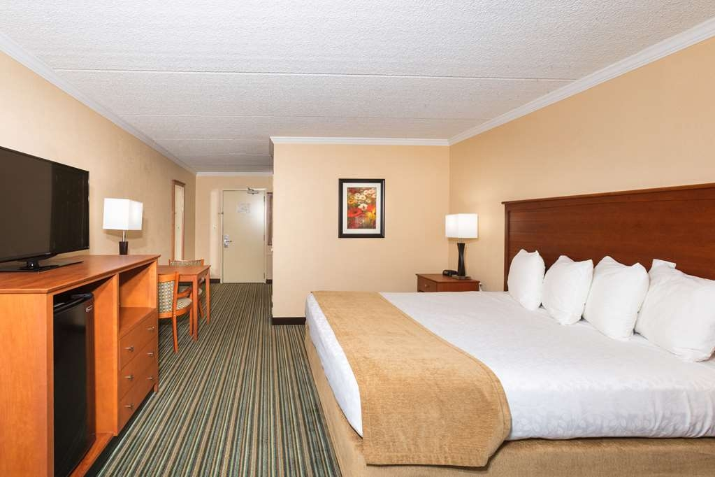 Best Western International Speedway Hotel - Camera con letto king size