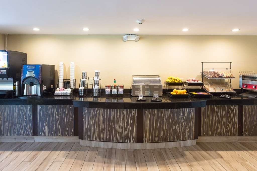Best Western International Speedway Hotel - colazione