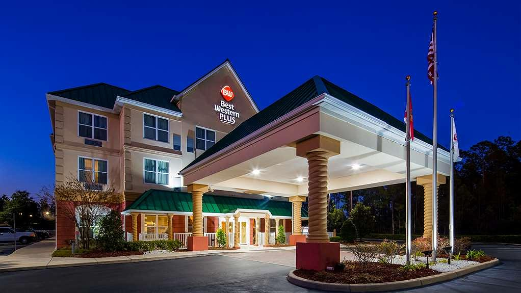 Best Western Plus First Coast Inn & Suites - Vista exterior