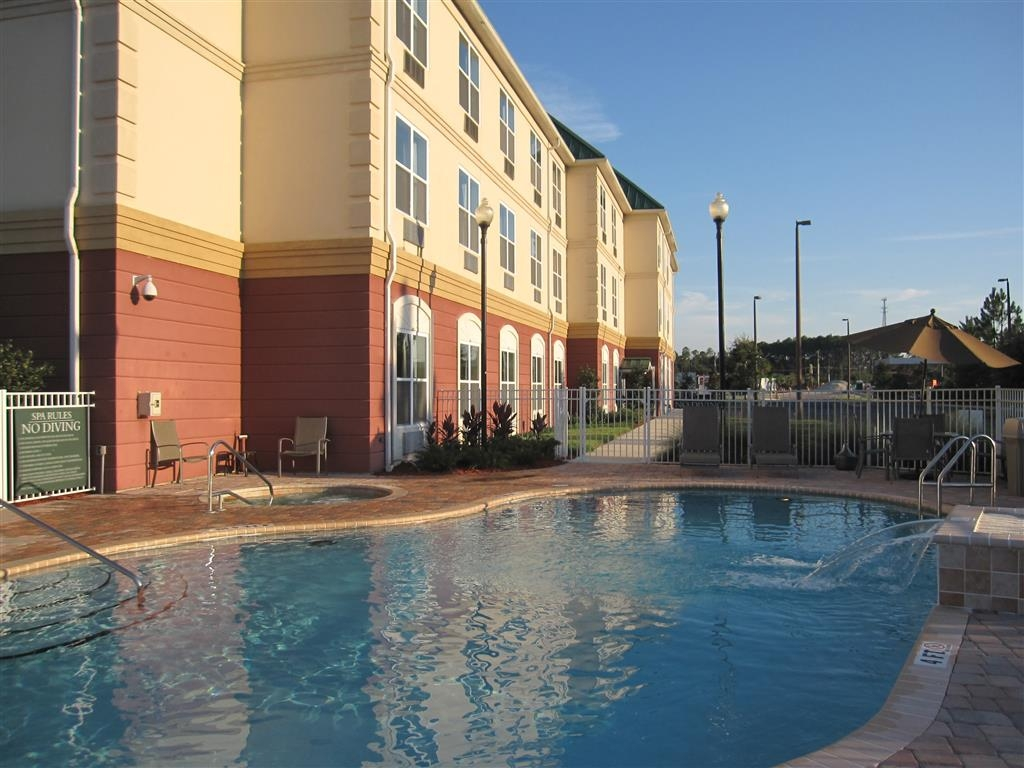 Best Western Plus First Coast Inn & Suites - Vista exterior
