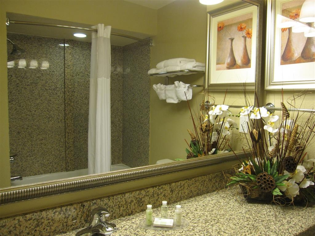Best Western Plus First Coast Inn & Suites - Cuarto de baño de clientes