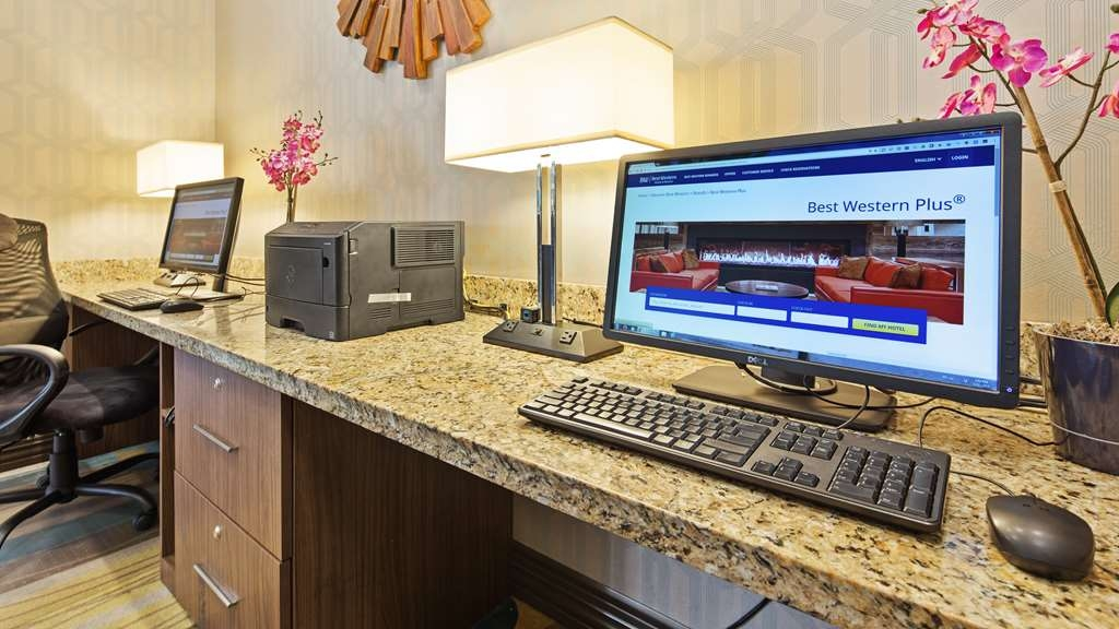 Best Western Plus Miami Executive Airport Hotel & Suites - centro de negocios-característica