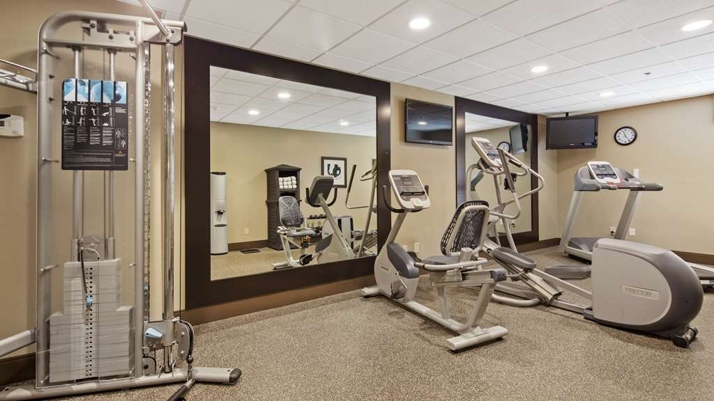 Best Western Plus Tallahassee North Hotel - Fitnessstudio