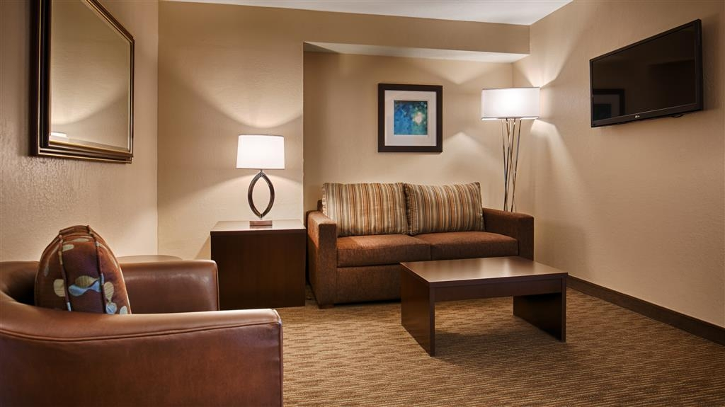 Best Western Plus Tallahassee North Hotel - exekutive suite