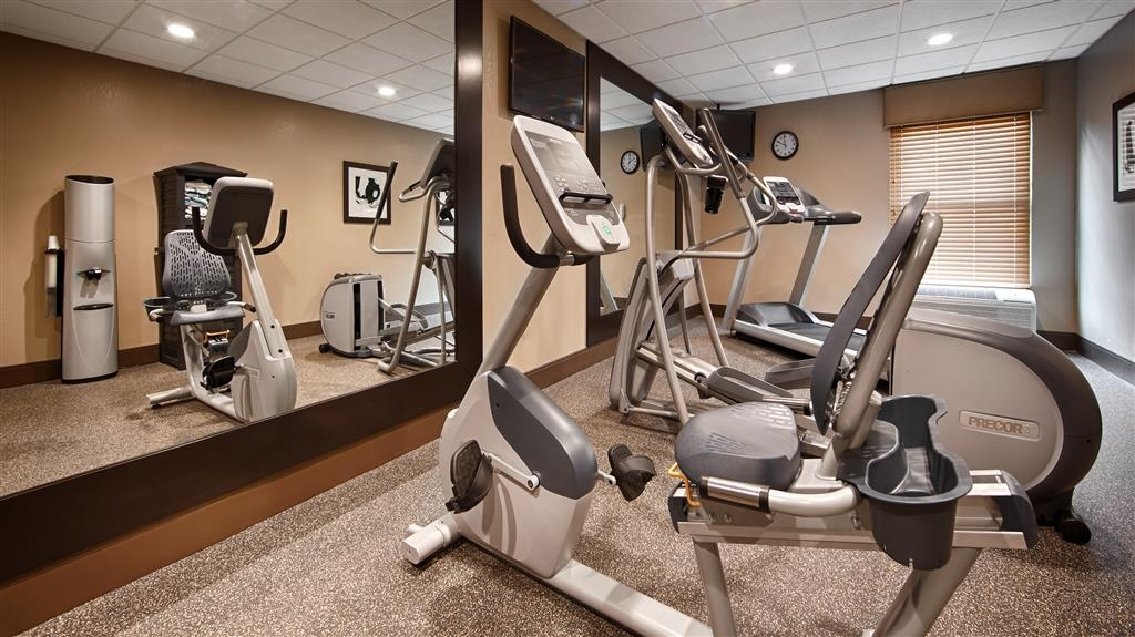 Best Western Plus Tallahassee North Hotel - fitnessraum