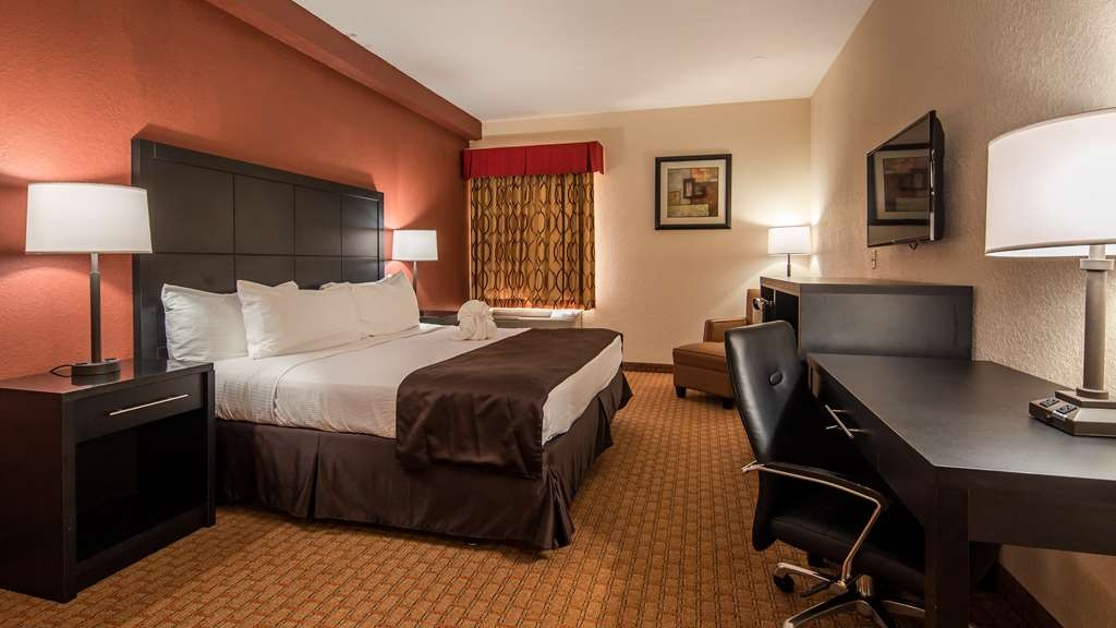 Best Western Mulberry Hotel - Guest Room