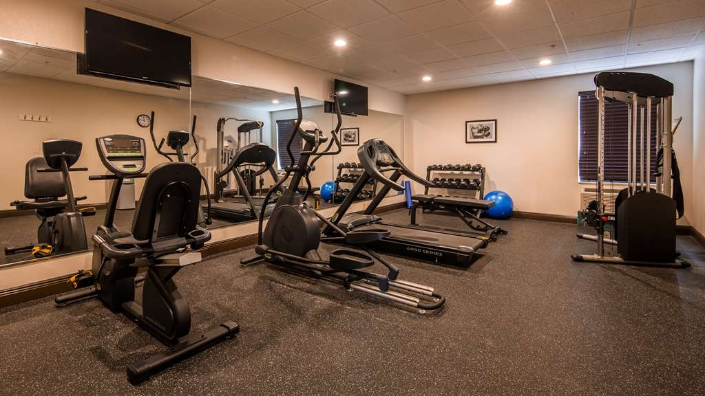Best Western Mulberry Hotel - Fitness Center