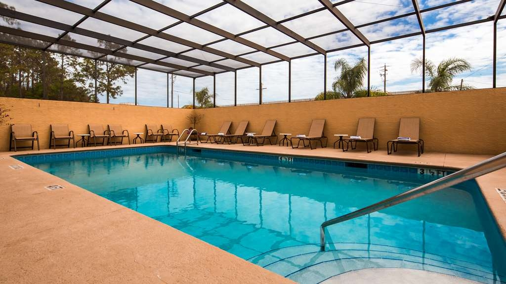 Best Western Mulberry Hotel - Piscina