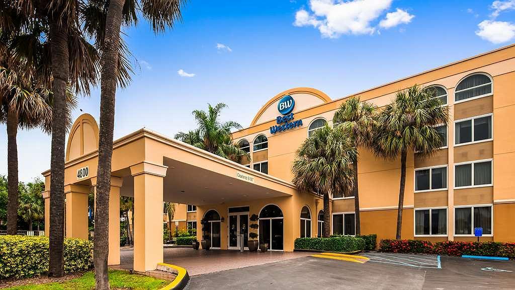 Best Western Ft. Lauderdale I-95 Inn - Vista exterior