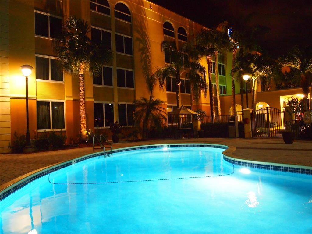 Best Western Ft. Lauderdale I-95 Inn - Poolansicht