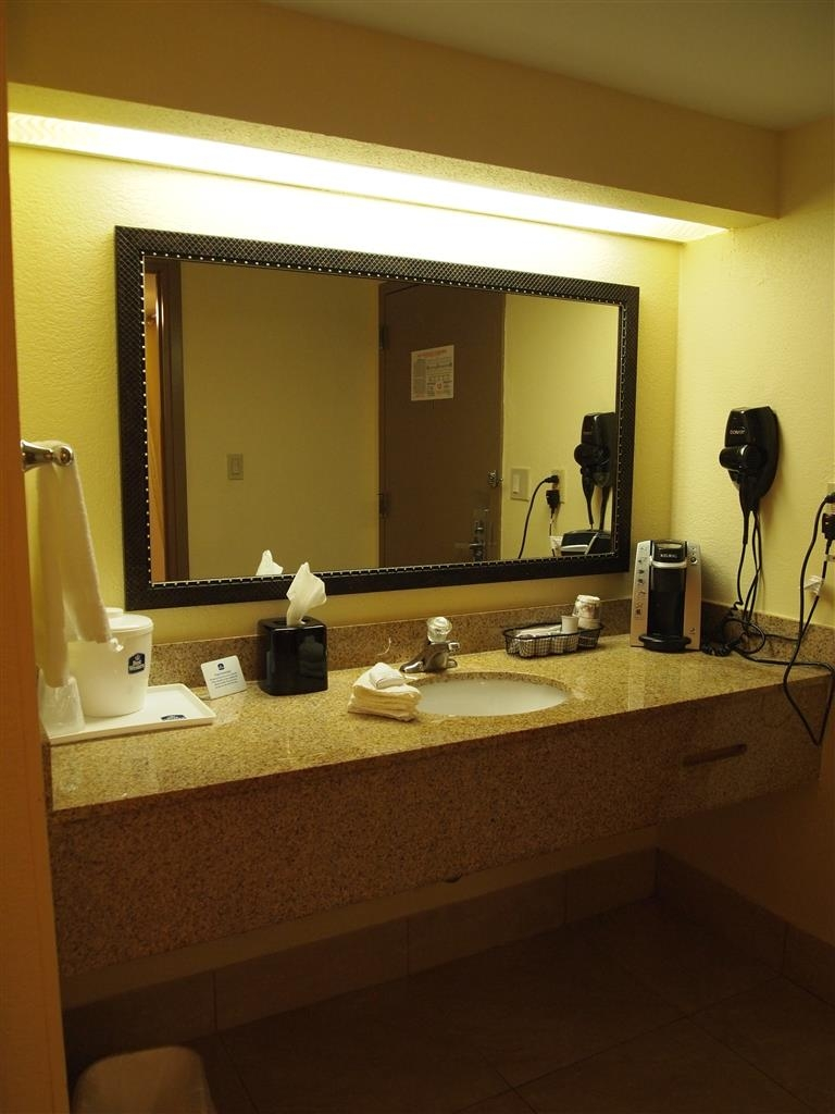 Best Western Ft. Lauderdale I-95 Inn - Coiffeuse
