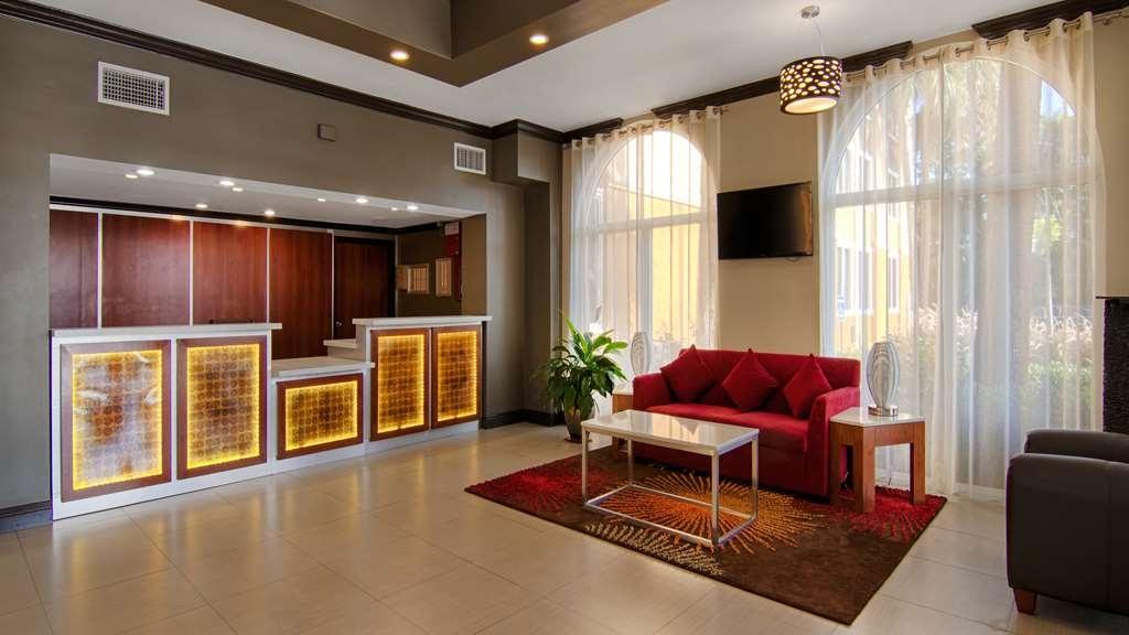 Best Western Ft. Lauderdale I-95 Inn - Lobbyansicht