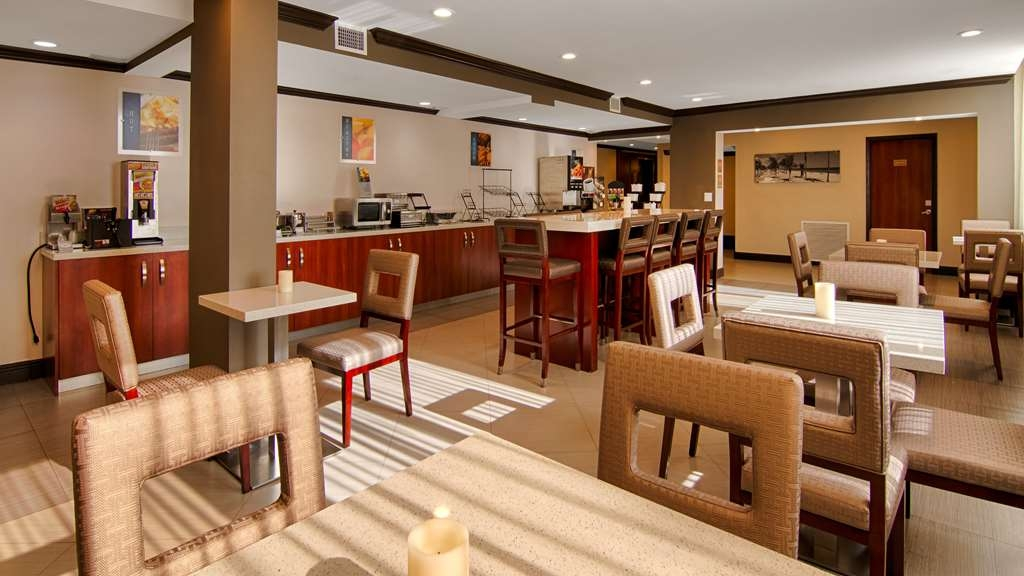 Best Western Ft. Lauderdale I-95 Inn - Frühstücksbereich