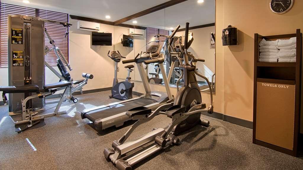 Best Western Ft. Lauderdale I-95 Inn - Fitnessraum