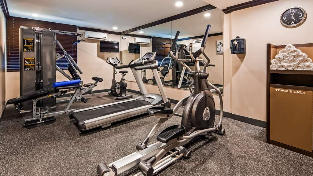 Best Western Ft. Lauderdale I-95 Inn - Fitnessstudio