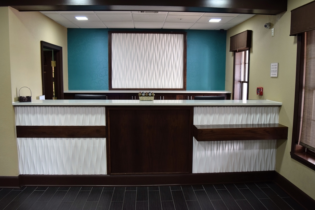 Best Western Sugar Sands Inn & Suites - reception