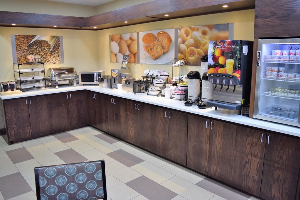 Best Western Sugar Sands Inn & Suites - Prima colazione a buffet