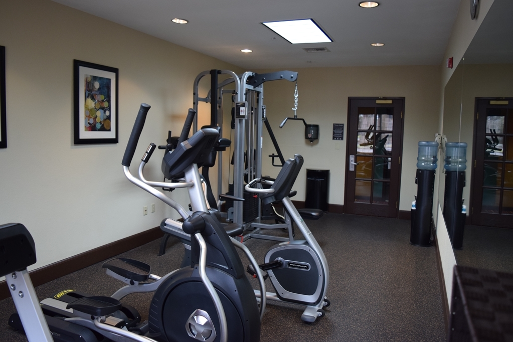 Best Western Sugar Sands Inn & Suites - Sala fitness