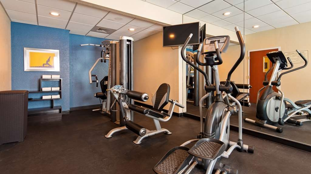 Best Western Wesley Chapel - Fitness Center