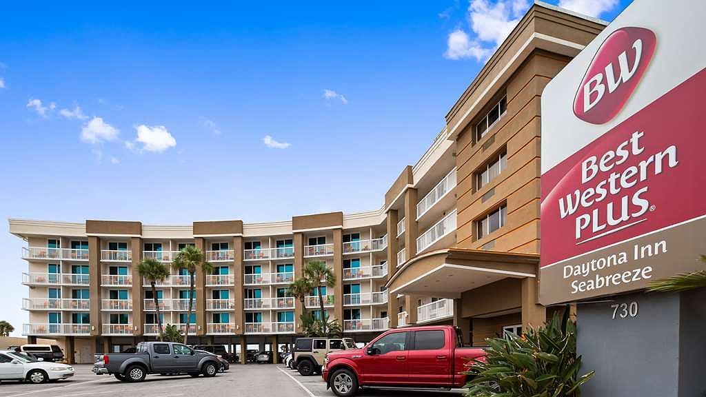 Best Western Plus Daytona Inn Seabreeze Oceanfront - Area esterna