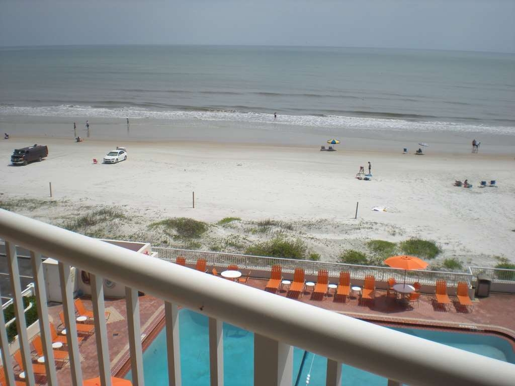 Best Western Daytona Inn Seabreeze Oceanfront - Book one of our ocean view rooms and enjoy a morning coffee.