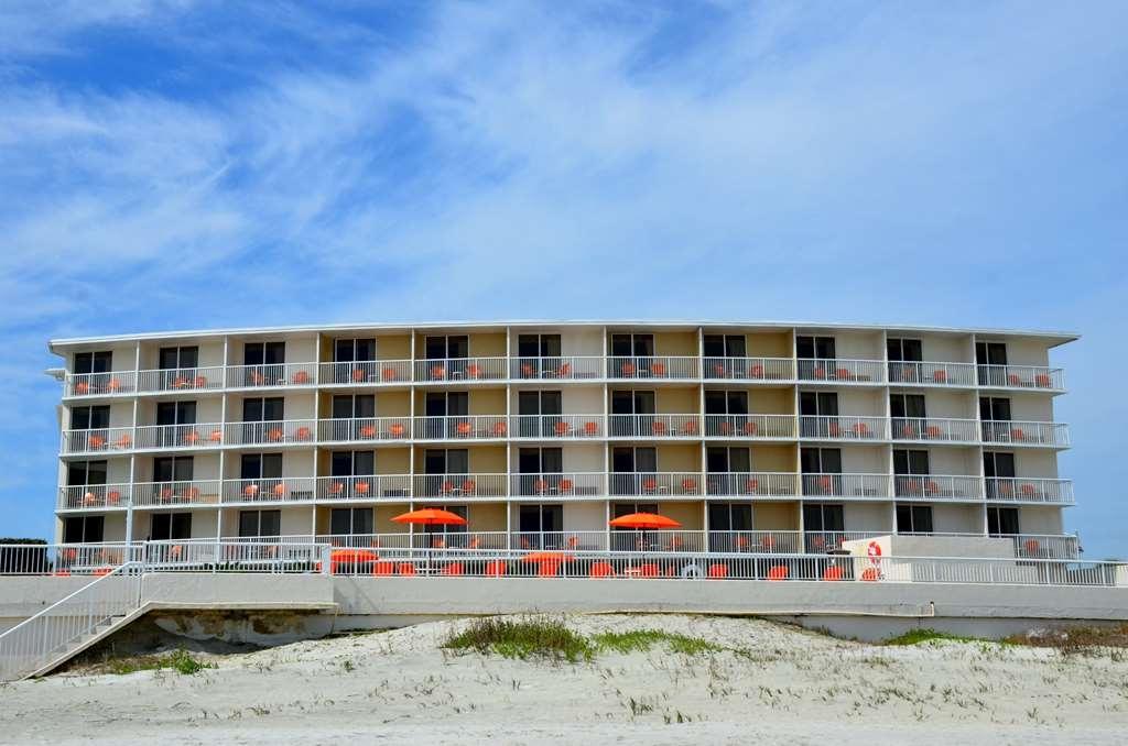 Best Western Daytona Inn Seabreeze Oceanfront - Facciata dell'albergo