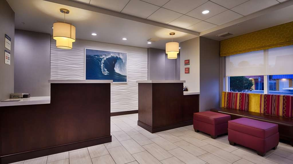 Best Western Daytona Inn Seabreeze Oceanfront - Hall