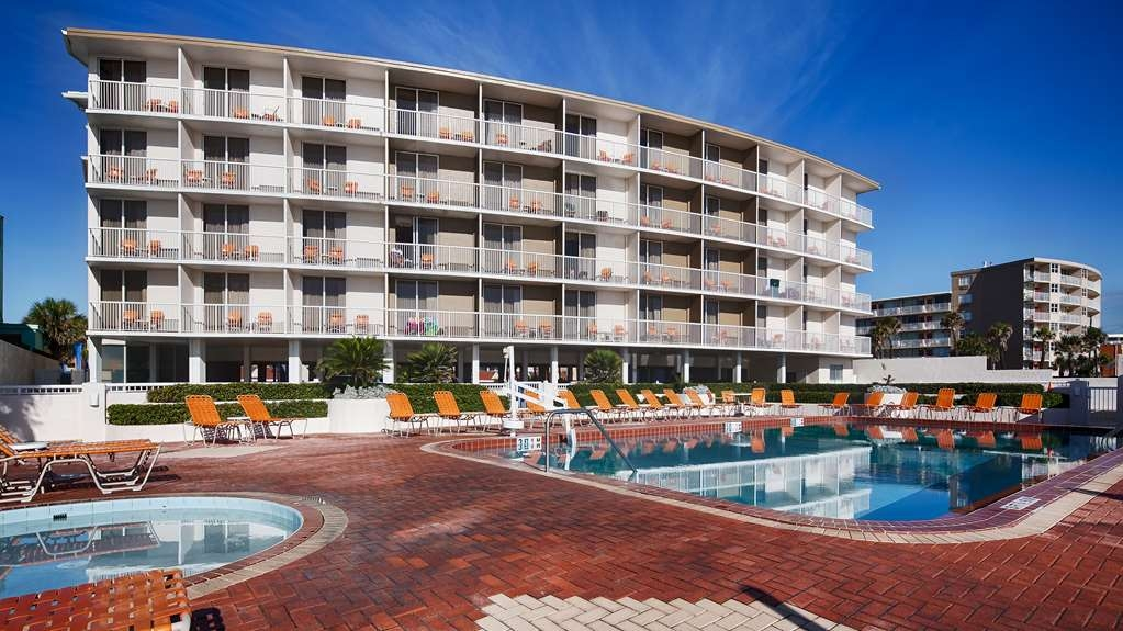 Best Western Daytona Inn Seabreeze Oceanfront - Poolansicht