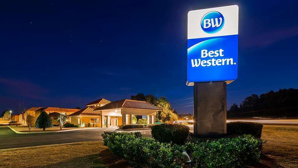 Best Western Milton Inn - Area esterna