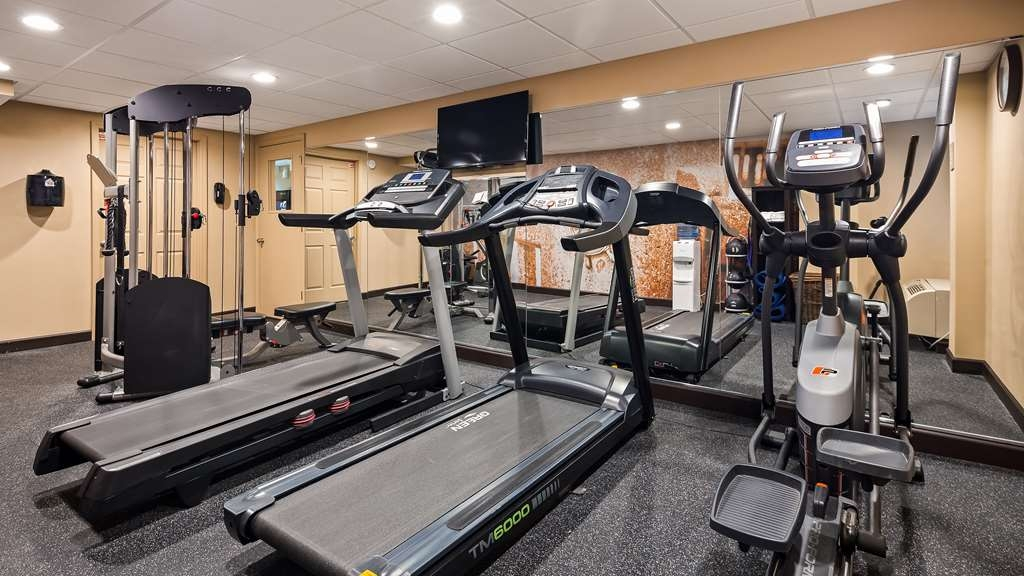 Best Western Milton Inn - Fitness Center