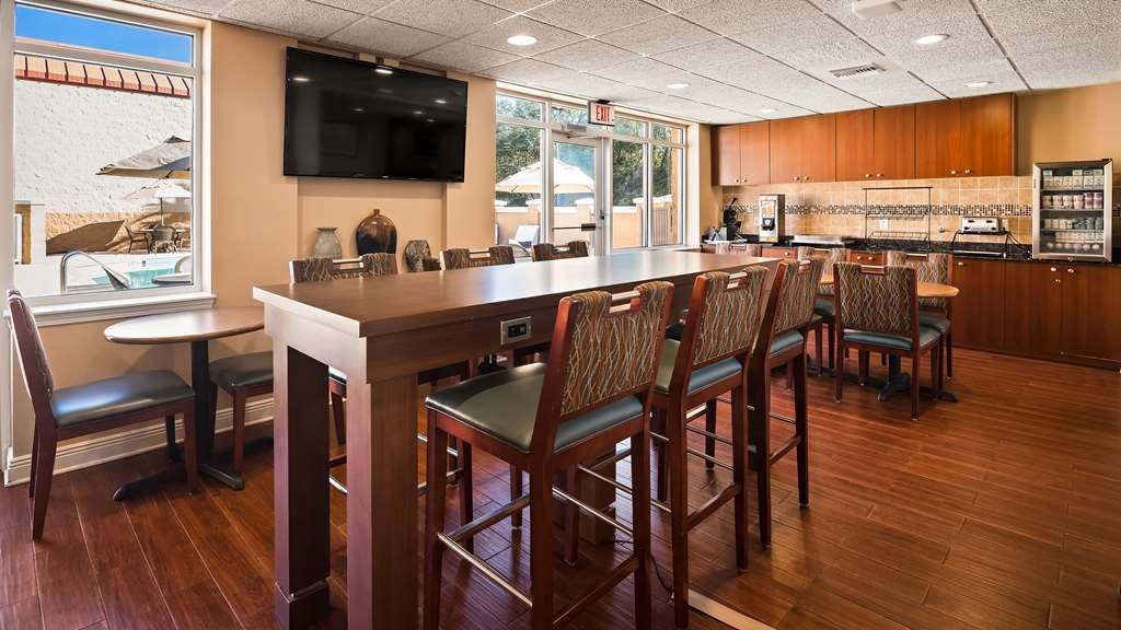 Best Western Milton Inn - Breakfast Area