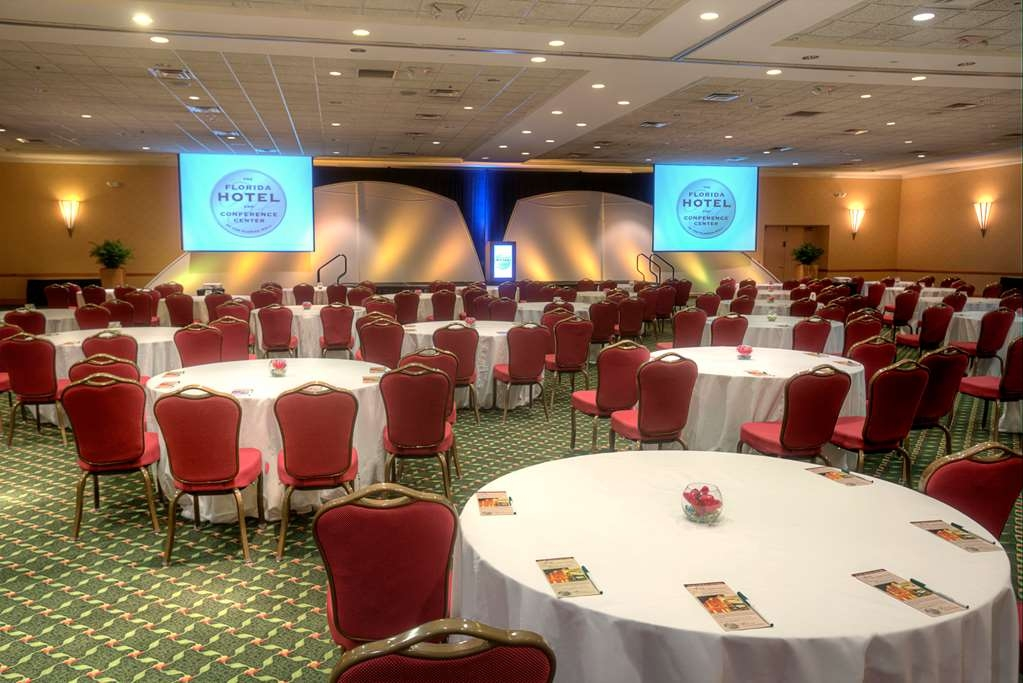 The Florida Hotel & Conference Center, BW Premier Collection - Meeting room