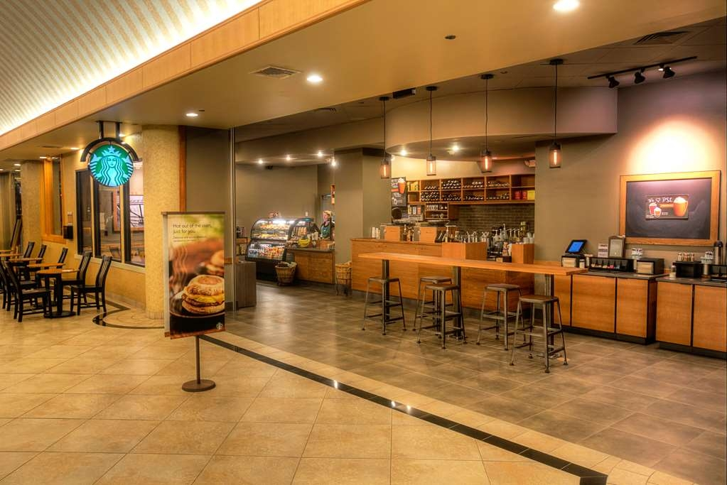 The Florida Hotel & Conference Center, BW Premier Collection - Lobby Starbucks®