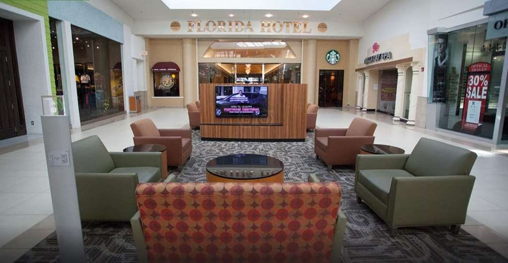 The Florida Hotel & Conference Center, BW Premier Collection - The Florida Hotel & Conference Center, BW Premier Collection® is attached to The Florida Mall®, with over 270 specialty stores and eateries.