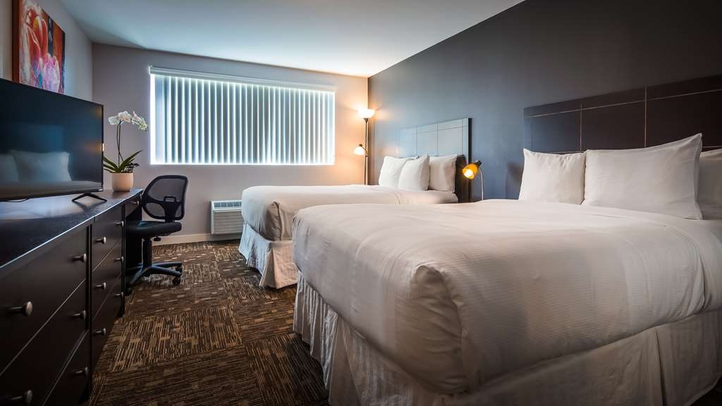 Bentley's Boutique Hotel, BW Premier Collection - Two Queen Guest Room