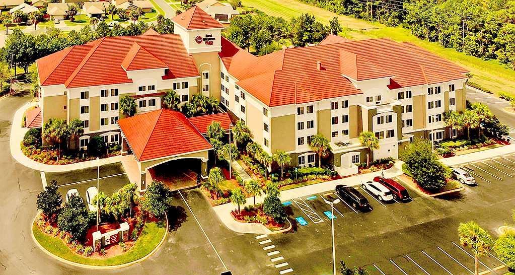 Best Western Plus Kissimmee-Lake Buena Vista South Inn & Suites - Vista exterior