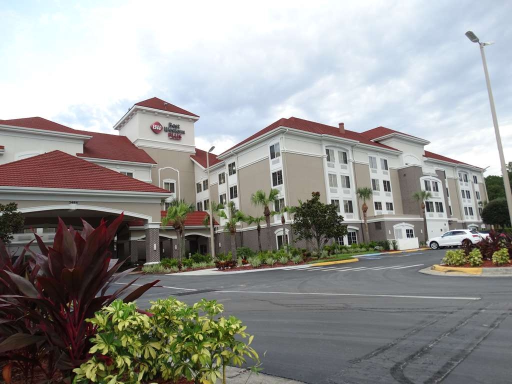 Best Western Plus Kissimmee-Lake Buena Vista South Inn & Suites - Außenansicht